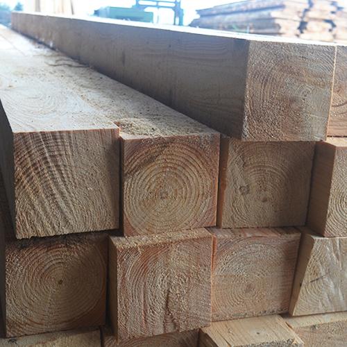 Drewno konstrukcyjne - budowlane